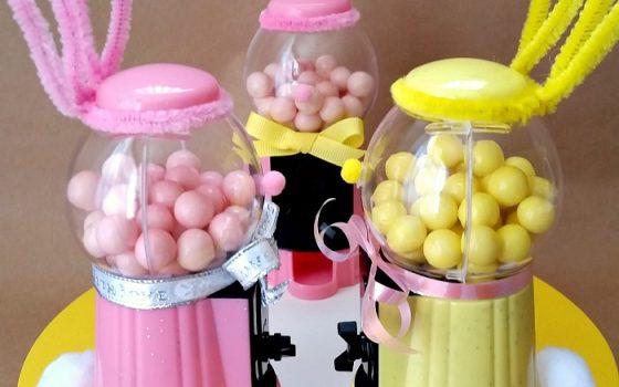 5-minute Mini Bubblegum Machine Bunny with Video