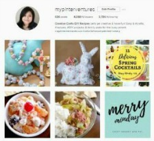 My Pinterventures Instagram