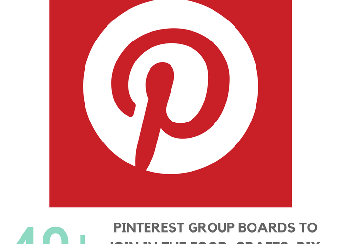 The Power of Pinterest – Group Boards to Join