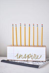 Inspire Pencil Holder