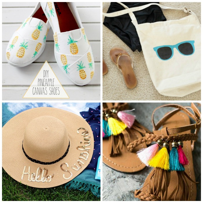 15 Awesome DIY Tropical Ideas - Summer Fashion!