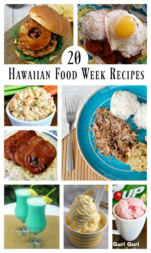 20 Hawaiian Food Week Recipes