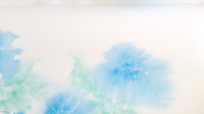 apply summer sea watercolor background art