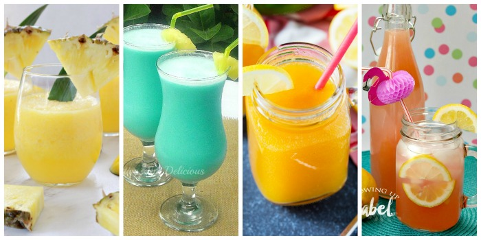 Hawaiian Food Week - Drink Recipes