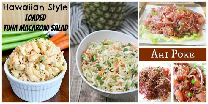 Hawaiian Food Week - Side Dishes