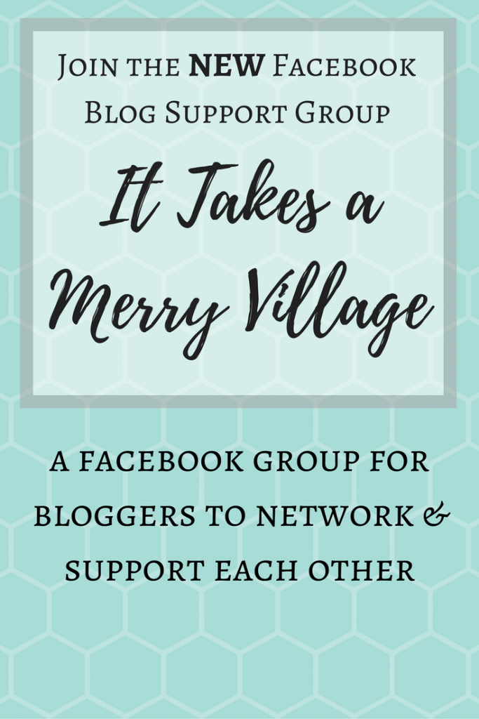 Join this NEW Facebook Blog Support Group for bloggers! Network with your fellow blogging buddies and support each other with social media and blog post support.