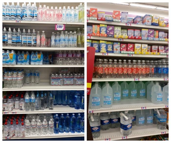 Theme park essentials water