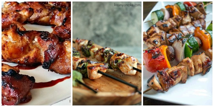 Grilled chicken recipes 3