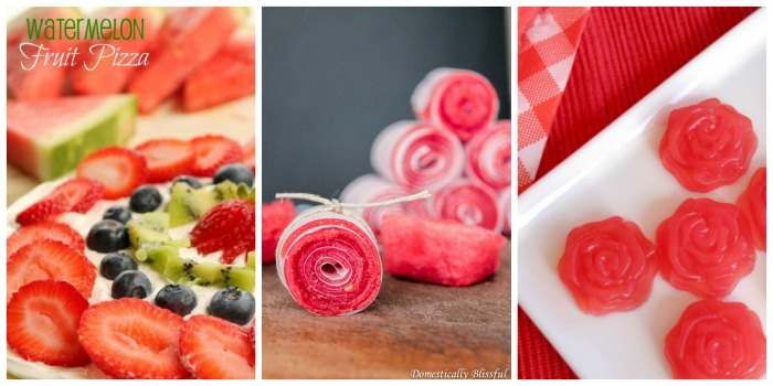 mouthwatering watermelon recipes