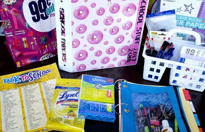 The Parents' Back to School Organization Binder – Paper Clutter Keeper