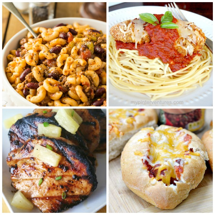 10 Quick and Easy Meal Ideas