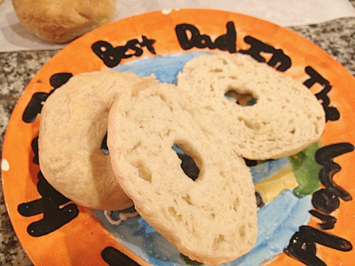 How to Make Bagels – First Attempt at Bagel Making