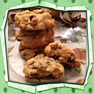 Soft Baked Chocolate Chip Cookies