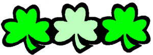St. Patrick's Day Fun Facts Shamrocks