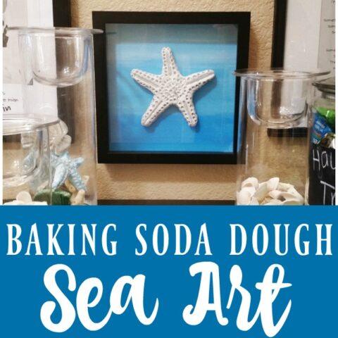 Baking Soda Dough Sea Art slider image