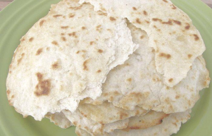 No Yeast Flat Bread