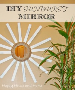 dollar store sunburst mirror 1