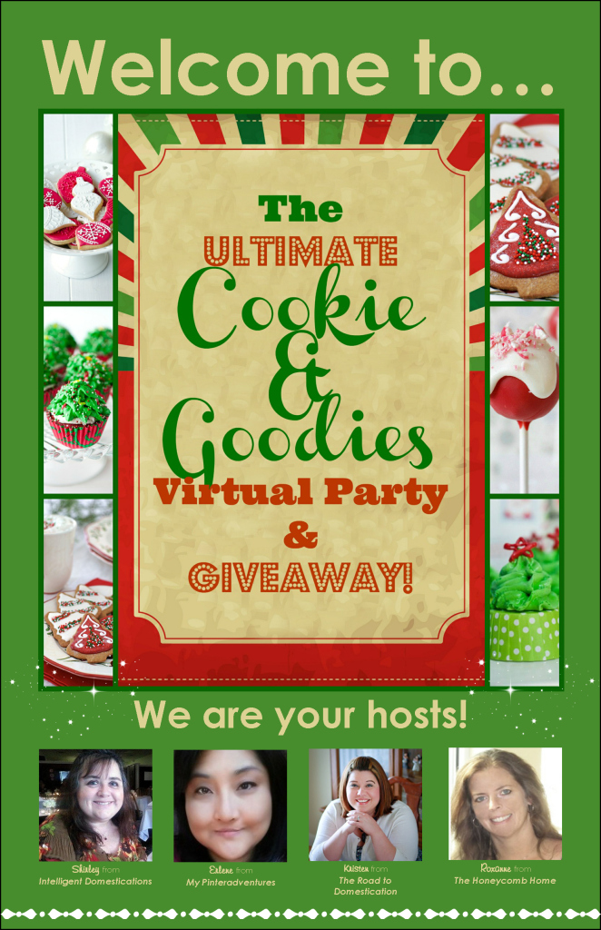 Ultimate Virtual Cookie & Goodies Party – $350 Holiday Giveaway!