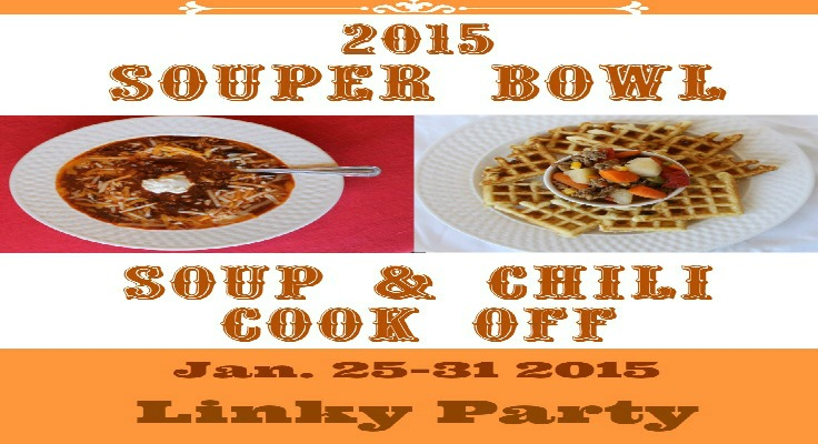 Souper Bowl 2015 Party