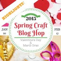 Spring Craft Blog Hop Highlights