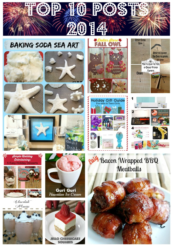 Happy New Year 2015 & Top Posts of 2014
