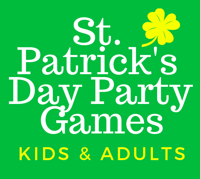St patricks day party adults