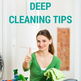 Deep Cleaning Tips: 16 Places We Forget