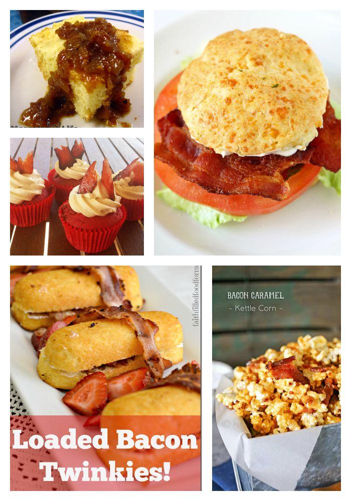 Bacon Recipes 1