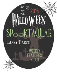 Halloween Spooktacular Link Party