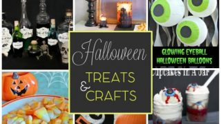 2015 Halloween Spooktacular Link Party Features #2