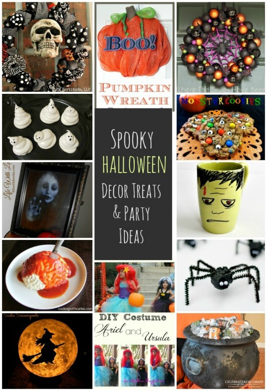 2015 Halloween Spooktacular Link Party Features #3