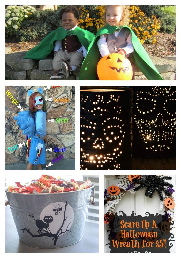 Halloween Features