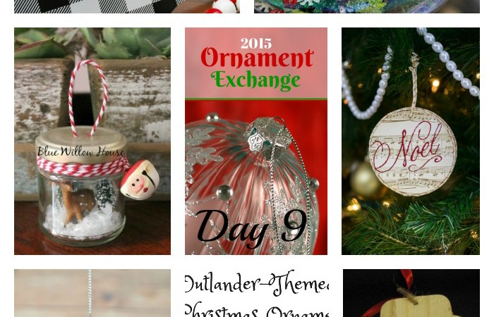 2015 Ornament Exchange – Day 9