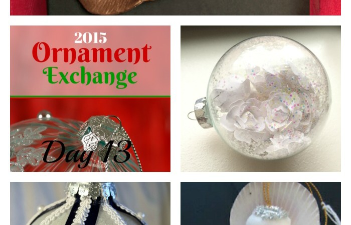 2015 Ornament Exchange – Day 13