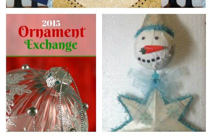 2015 Ornament Exchange – Day 7