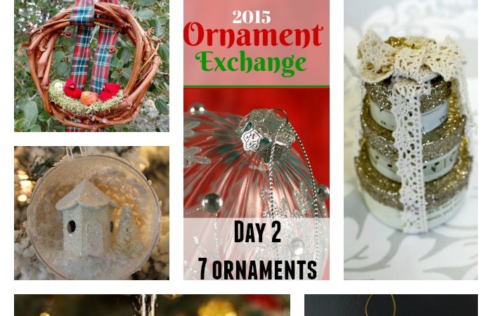 2015 Ornament Exchange – Day 2