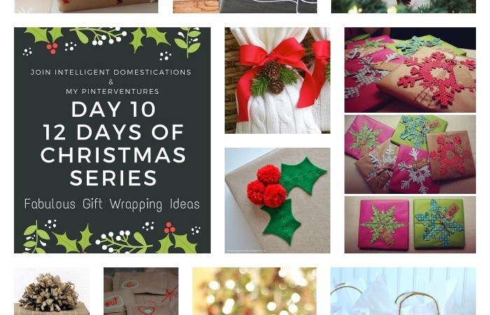 12 Days of Christmas – Fabulous Gift Wrapping Ideas