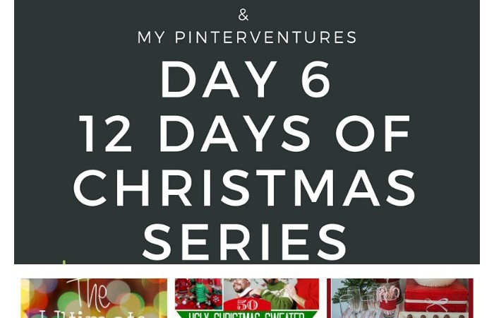 12 Days of Christmas - Festive Holiday Party Ideas