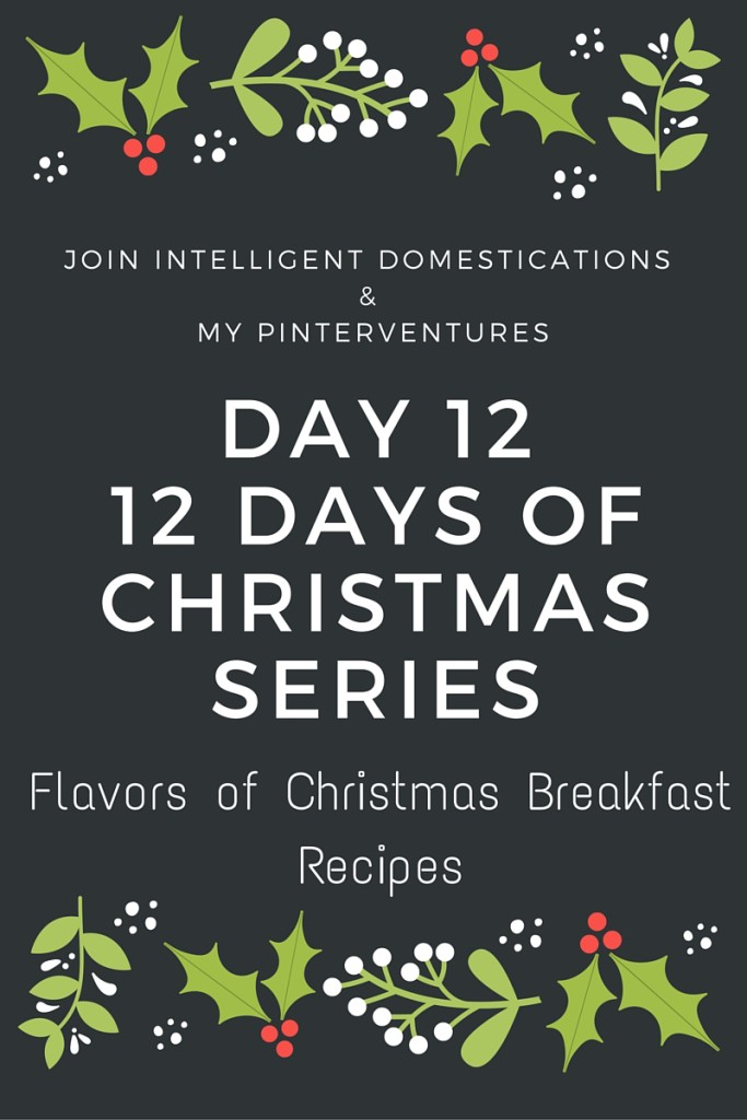 Flavors of Christmas Breakfast Recipes
