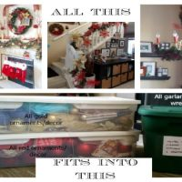 Space & Waste Saving Christmas Decoration Storage Tips