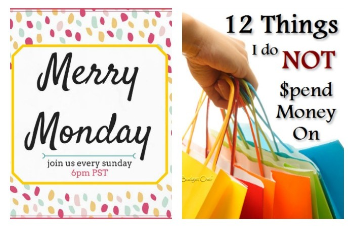 Merry Monday Link Party #93 – Spring