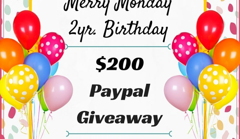 Merry Monday Link Party #104