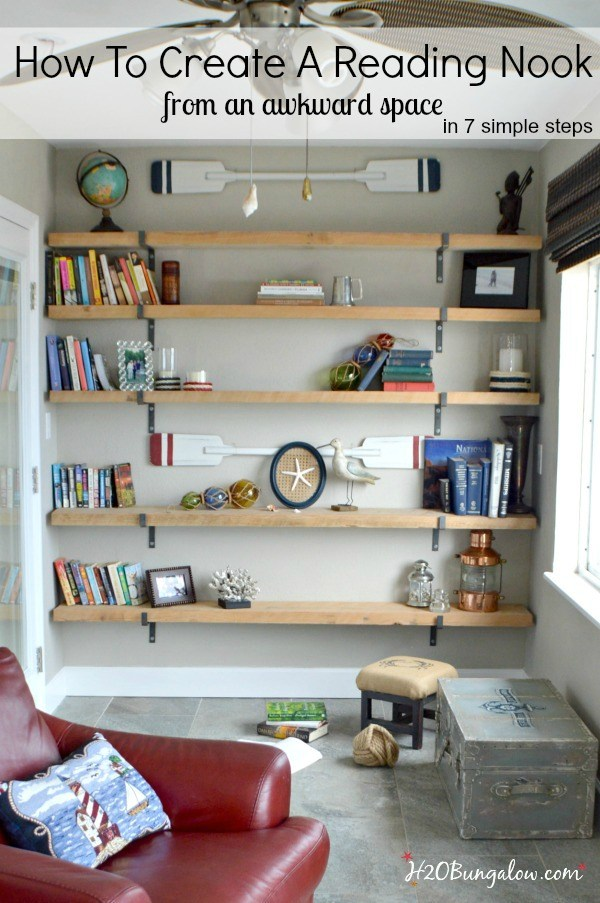 How to Create a Reading Nook You'll Love