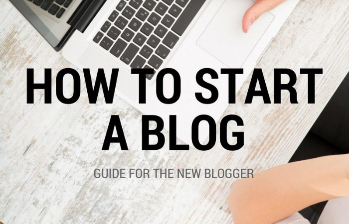How to Start a Blog – Free Guide for the New Blogger