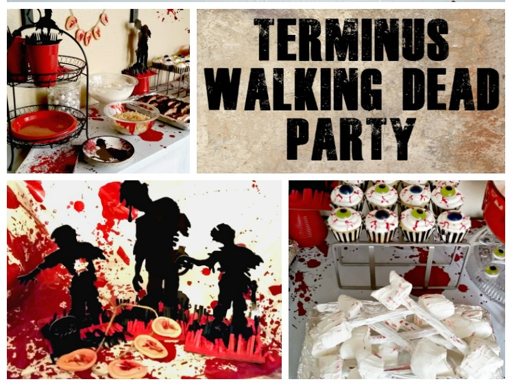 Walking Dead Terminus Party