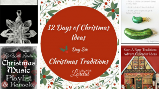 12 Days of Christmas Ideas - Family Christmas Traditions