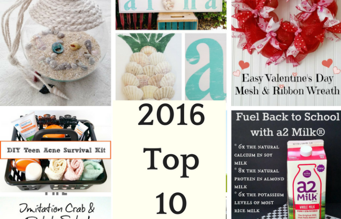 Top 10 Posts For 2016 – A Year In Review