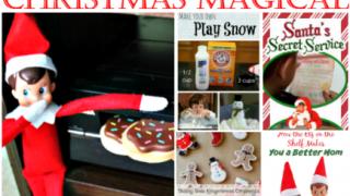 12 Days of Christmas Ideas - Ways to Make Christmas Magical for Kids