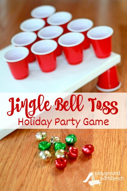 Jingle Bell Toss A Holiday Party Game