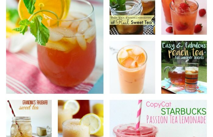 Quench Your Thirst - 10 Best Summer Ice Tea Recipes